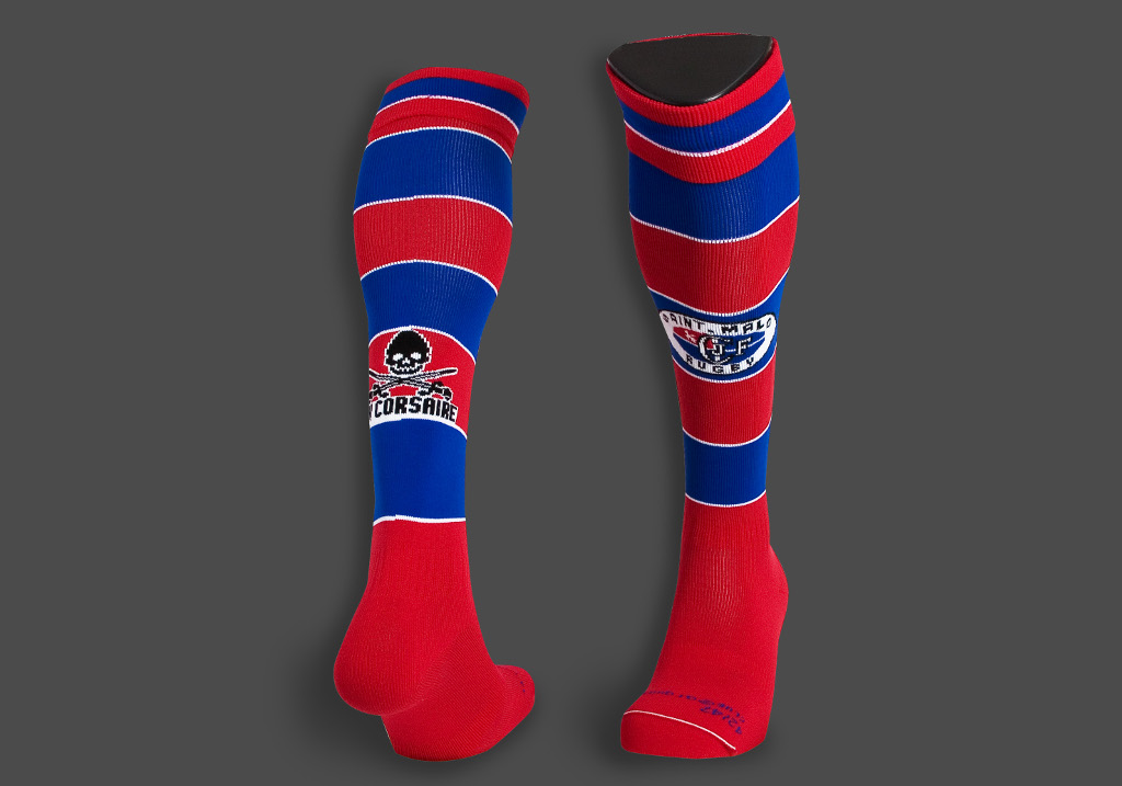 Chaussettes Saint-Malo Rugby 35